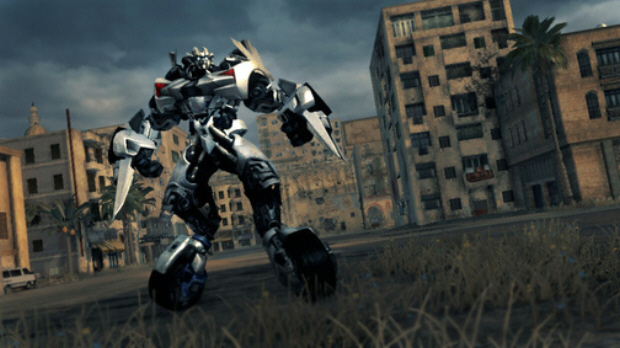 Transformers 2 Revenge Of The Fallen Downloadable Content Adds Characters And Maps