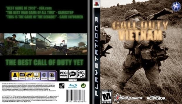 Call Of Duty: Vietnam Launching In November 2010