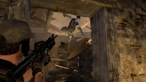 Breach Game War Shooter From Six Days In Fallujah
