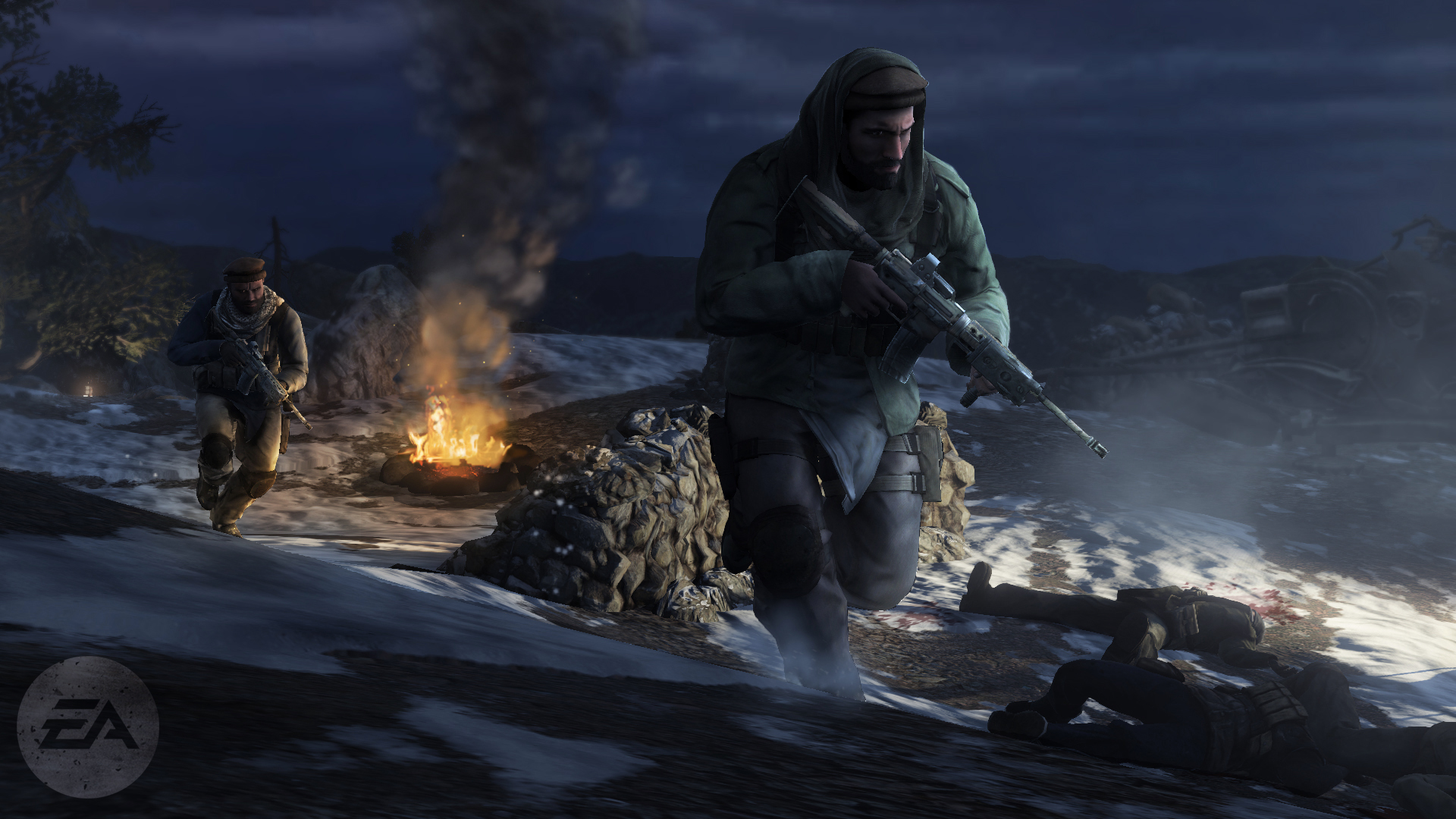Medal Of Honor Release Date Is October 12, 2010
