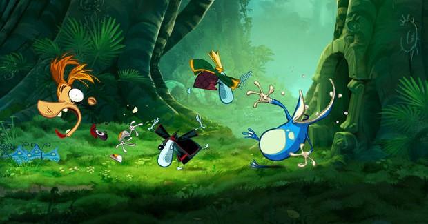 Rayman Origins Screenshots Gallery