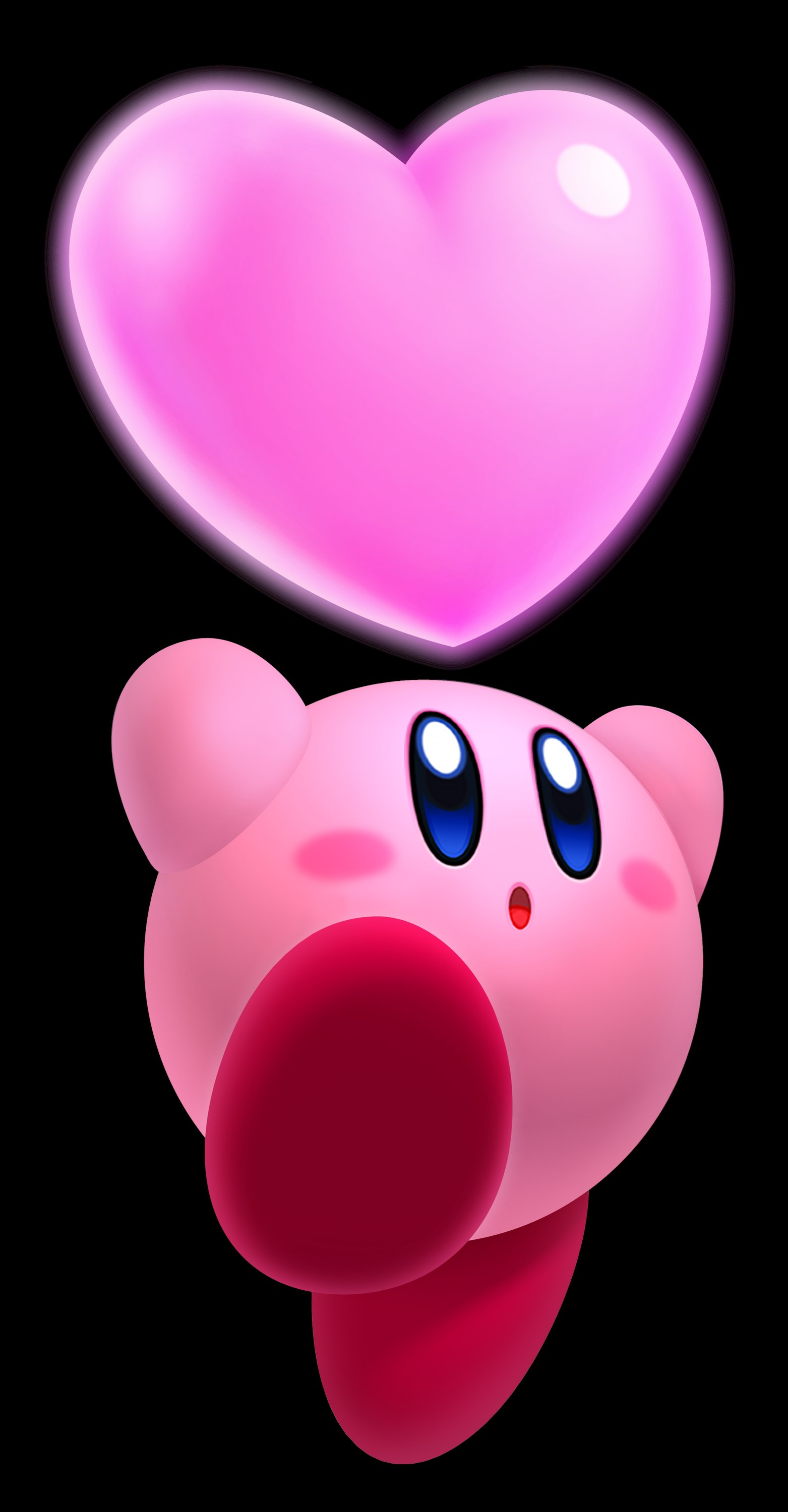 Kirby Star Allies Render 2