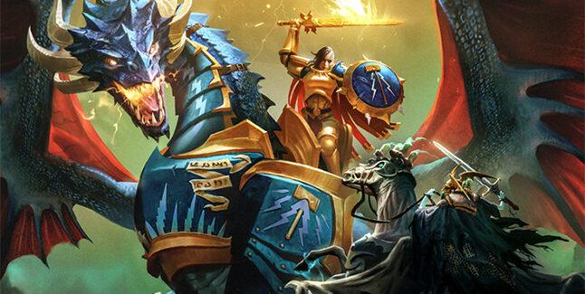 Warhammer Age of Sigmar Storm Ground Banner