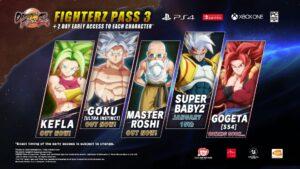 Dragon Ball FighterZ Season Pass 3