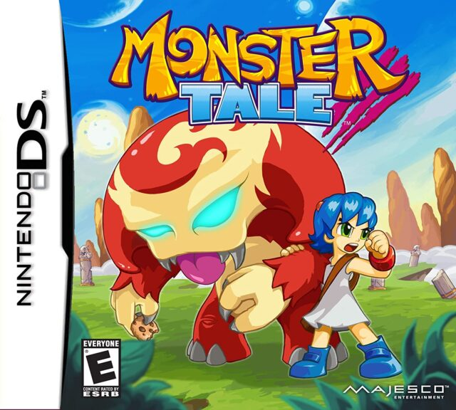 Monster Tale Nintendo DS