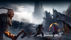 Blood of Heroes Key Art