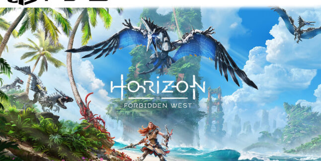 Horizon 2: Forbidden West PS4 and PS5 Comparison