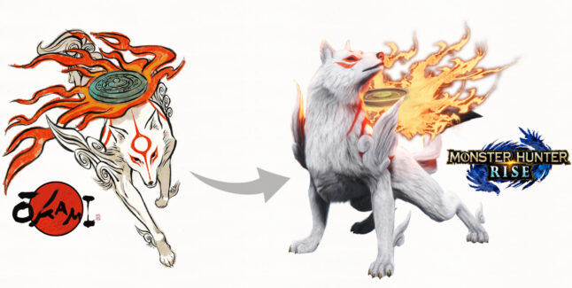 Monster Hunter Rise: How To Unlock Okami's Amaterasu