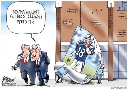 Indy Star Cartoon