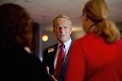 Rep. Todd Akin confirmed once and for all today that he will be the GOP Senate nominee in Missouri. (Whitney Curtis/Getty Images)