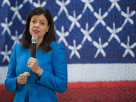 Ayotte is a New Hampshire Republican. (Bill Clark/CQ Roll Call File Photo)