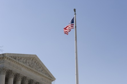 The Supreme Court will hear a challenge to Virginia's congressional districts. (CQ Roll Call File Photo)