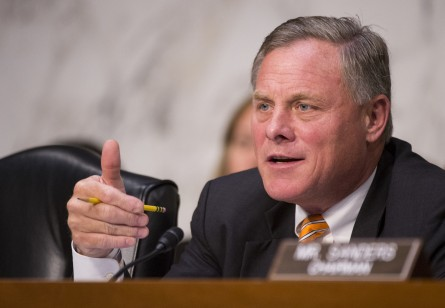 Burr still doesn't have a Democratic opponent. (Bill Clark/CQ Roll Call File Photo)