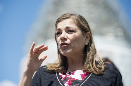 Sanchez is running for Senate in California. (By Bill Clark/CQ Roll Call File Photo)
