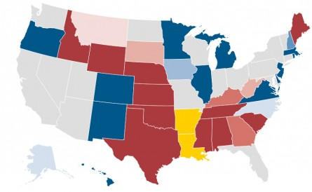 The Cheap Seats: Senate Majority Determined in Inexpensive States