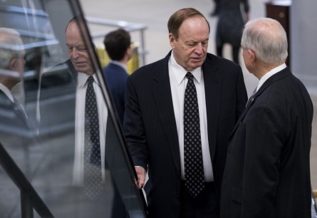 Shelby is facing a challenge from his right on March 1. (Bill Clark/CQ Roll Call File Photo)