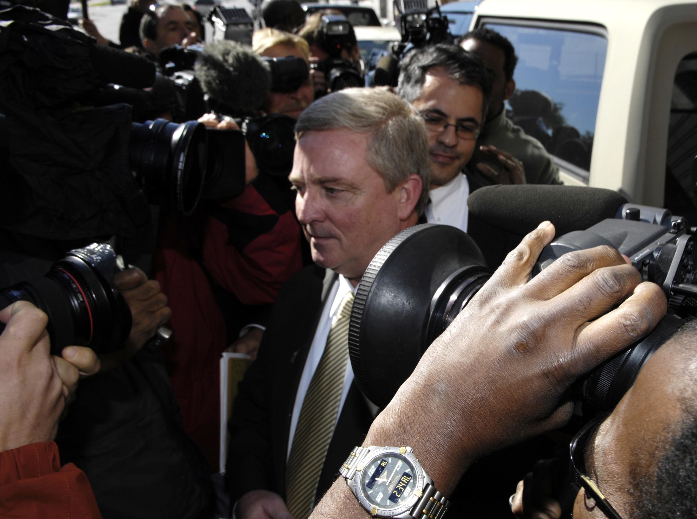 Ohio Rep. Bob Ney sought alcohol abuse treatment. (Photo/Roll Call)