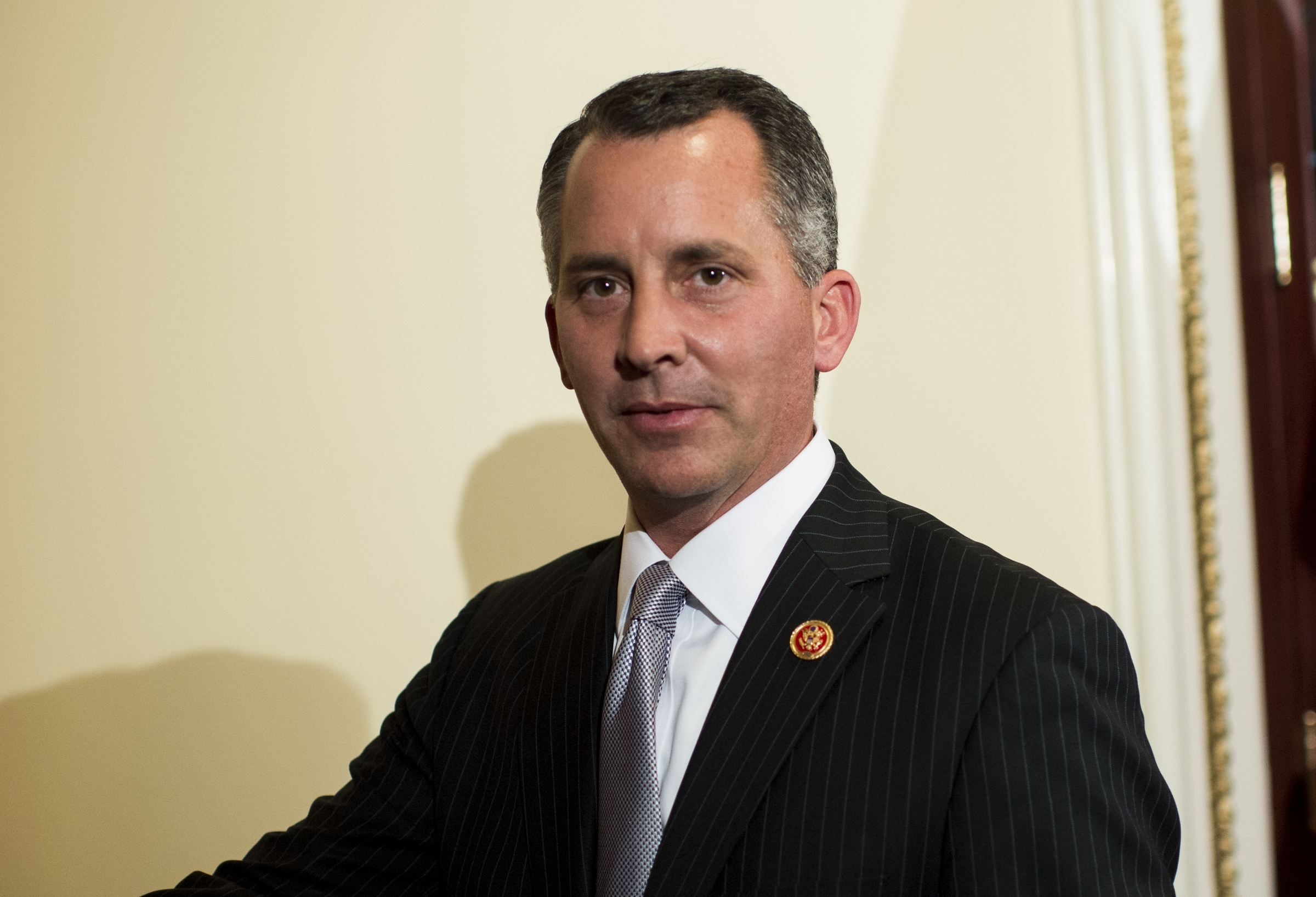 Rep. David Jolly of Florida would block members of Congress from soliciting donations. (Photo By Bill Clark/CQ Roll Call)