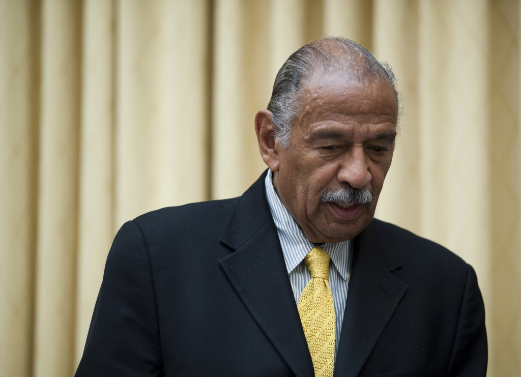 Michigan Rep. John Conyers Jr.'s wife was convicted of bribery in 2009. (Bill Clark/CQ Roll Call)