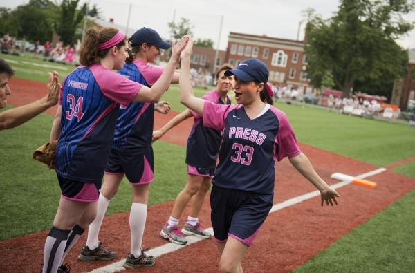 softball034 062613 1 600x395 Softball, Sunshine and Sisters: Why I Play