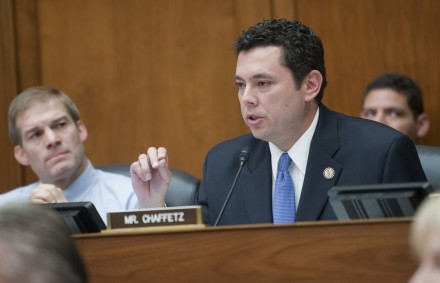 Chaffetz is the chairman of House Oversight and Government Reform, which has jurisdiction over D.C. (Chris Maddaloni/CQ Roll Call File Photo).
