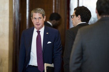 Vitter is continuing to demand answers about congressional health care enrollment. (Bill Clark/CQ Roll Call)