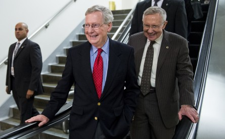 reid mcconnell 163 091114 445x275 New Governing Coalition Emerges