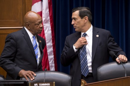 oversight006 091913 445x294 Issa and Cummings Relationship Frays Over Obamacare Documents