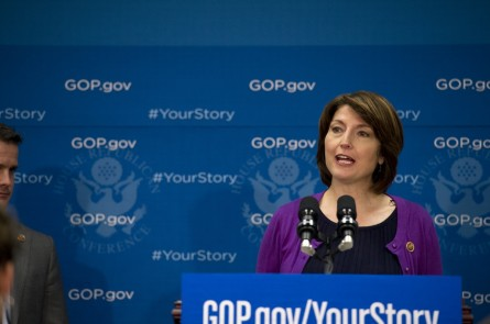 mcmorrisrogers020614 445x295 Ethics Committee Probing McMorris Rodgers Leadership Campaign