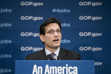 cantor030314 445x300 On Immigration, the Pressure Mounts for Eric Cantor