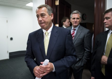 boehner 051 050714 445x312 Boehners Memo to Members on Obama Lawsuit (Complete Text)
