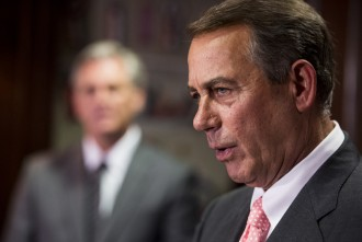 boehner 192 062414 330x221 Boehner Planning House Lawsuit Against Obama Executive Actions