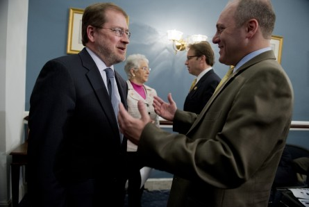 tax presser001 041213 445x298 Roskam Scalise Whip Race Heats Up, Gets Ugly