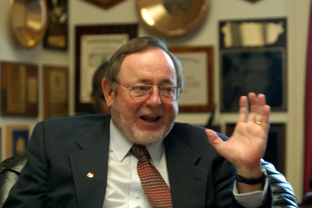 younge 042903 445x297 Don Young: the Kodiak Bear of Capitol Hill (Video)