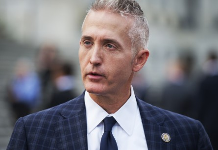 Gowdy leads the Benghazi select committee. (Tom Williams/CQ Roll Call File Photo)