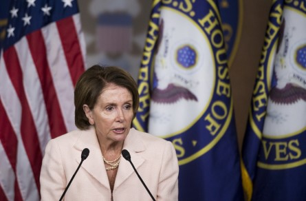 pelosi 233 091714 445x292 House Democrats Look for Answers, Accountability After Midterm Losses (Updated)