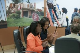 flotus122214 445x294 Six Degrees of Terri Sewell