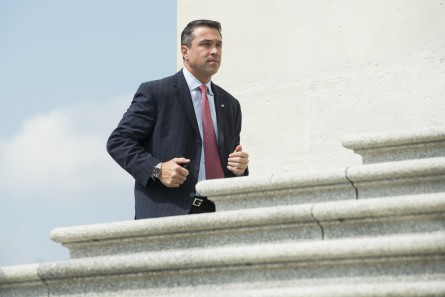 grimm 130 071114 445x297 Rep. Michael Grimm Pleads Guilty to Tax Evasion (Updated)