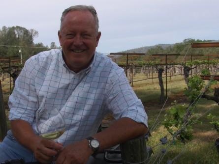 Former Rep. George Radanovich enjoying the fruit of his labors in Central California. (Courtesy George Radanovich)
