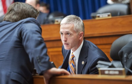 Gowdy is taking a deliberate, prosecutorial approach to the Benghazi select committee. (Tom Williams/CQ Roll Call File Photo)