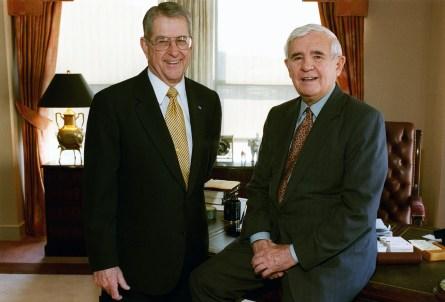 Laxalt, right, (Scott J. Ferrell/CQ Roll Call File Photo)