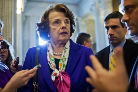 At 82, Feinstein is the oldest member of the Senate. (Tom Williams/CQ Roll Call)
