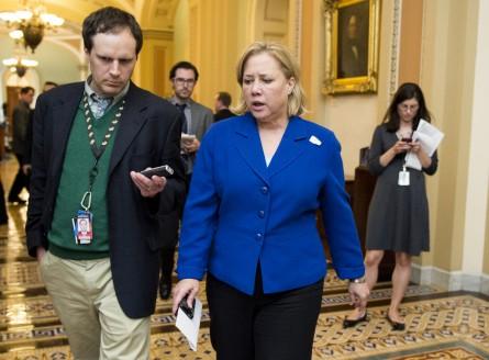 landrieu 277 042914 445x328 Senate Democrats Give EPA Rule Mixed Reviews