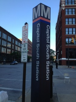 Really not what you expect to see in downtown Cleveland. (Jason Dick/CQ Roll Call.)