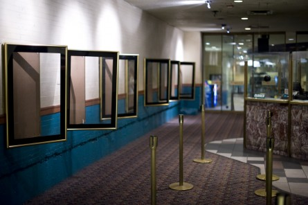 The movie theater at Union Station closed in October 2009. (CQ Roll Call File Photo)
