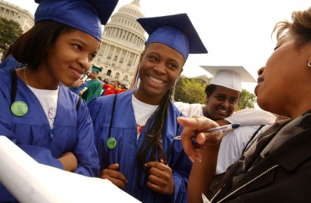 From Capitol Hill to graduate school: can hill experience translate? (CQ Roll Call File Photo)