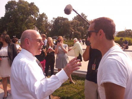 Pauly Shore interviews Rep. Henry Waxman (D-Calif.)