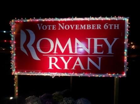 Romeny Ryan sign