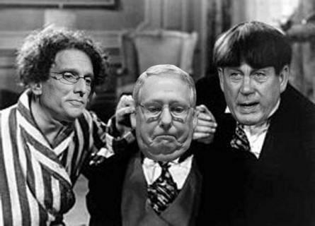 Cantor, McConnell and Boehner stooges
