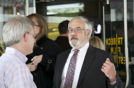 'Compared to What' Prompts Barney Frank to Look Back (and Forward)